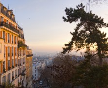 Perfect Parisian Pads for weekending in the city of light