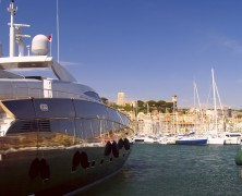 French Riviera – September is for Super Yachts and Sailing….