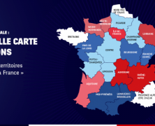 France merger in place as regions to reduce from 22 to 14