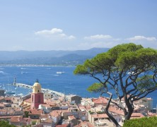 Saint Tropez property market recovering and boosted by strong sterling