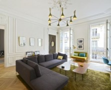 Four of the most luxurious apartments for sale in Paris