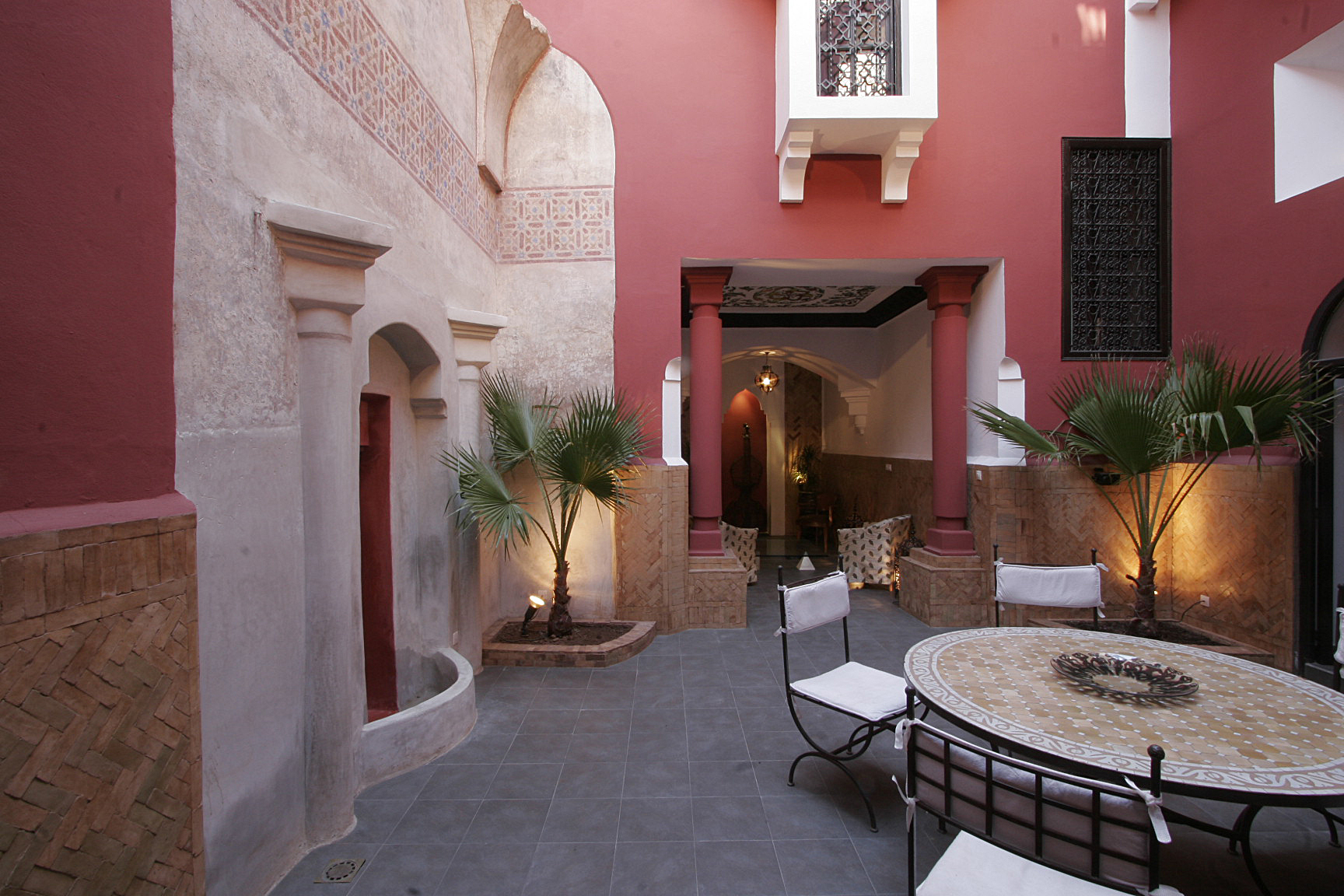 moroccan riad investment