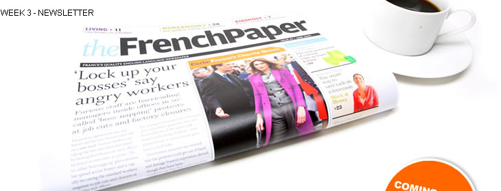 the french paper