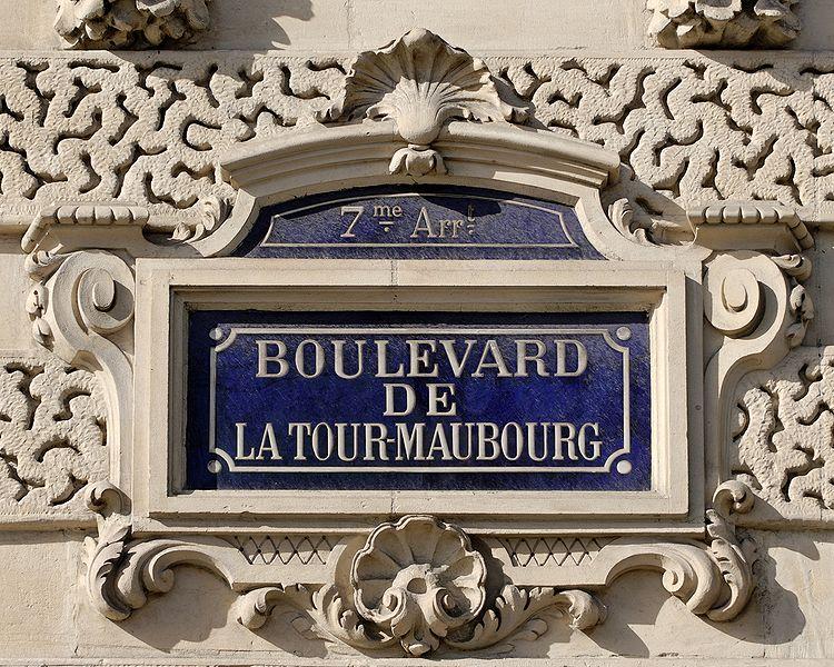 750px-Street_sign_boulevard_de_la_Tour-Maubourg_Paris