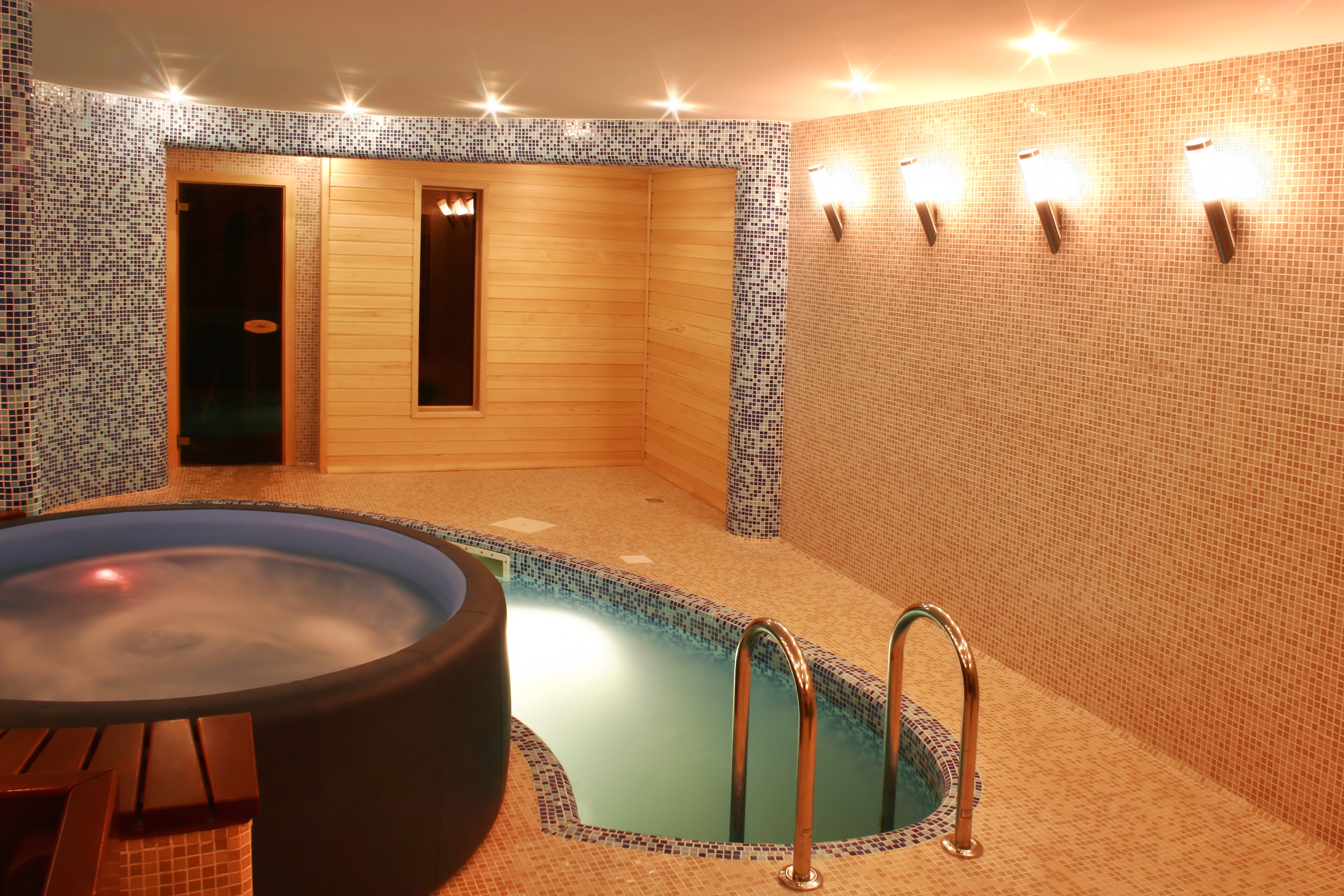 spa and sauna installation french riviera | Home-Hunts Luxury Search ...