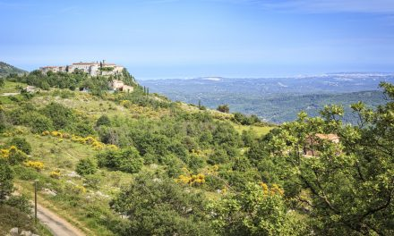 The Best of Both Worlds – French Riviera Villages