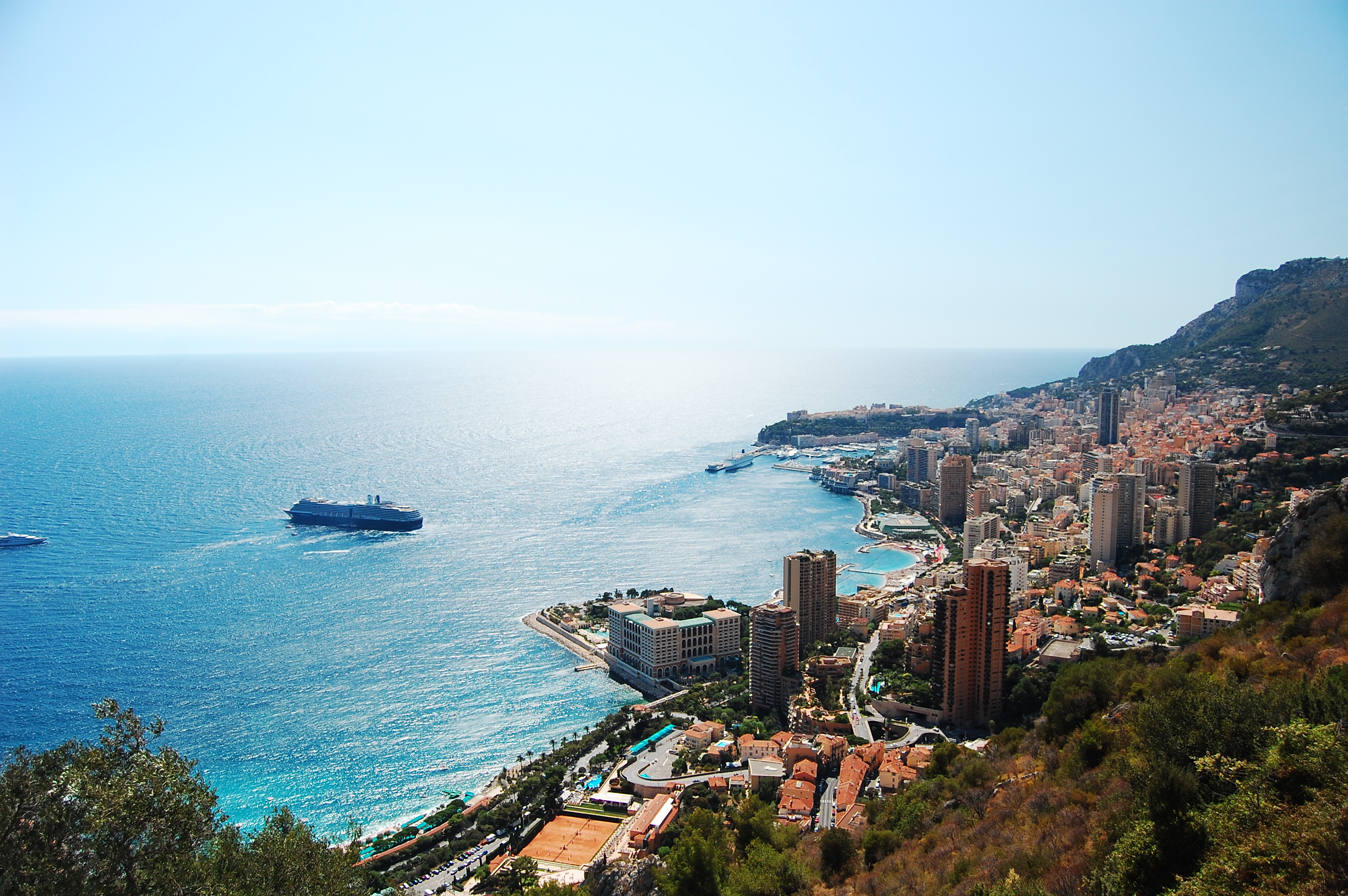 Monaco set to expand into the sea!