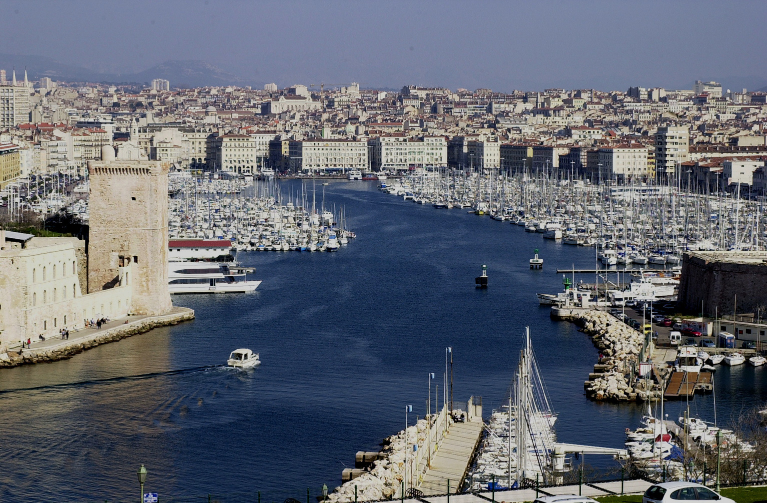 Marseille from an ugly duckling to a beautiful swan - Port maritime marseille ...