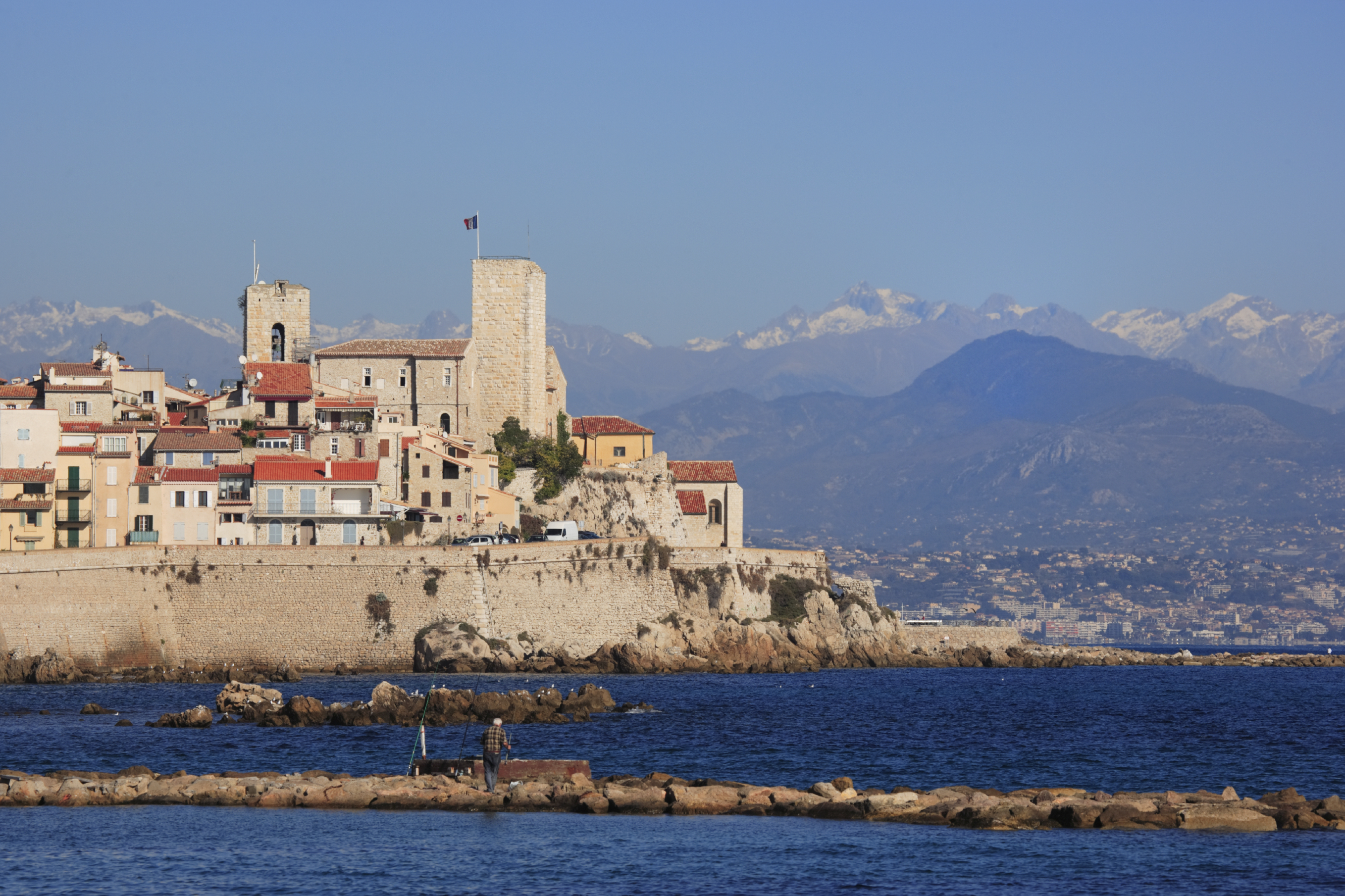 To infinity and beyond in Antibes….
