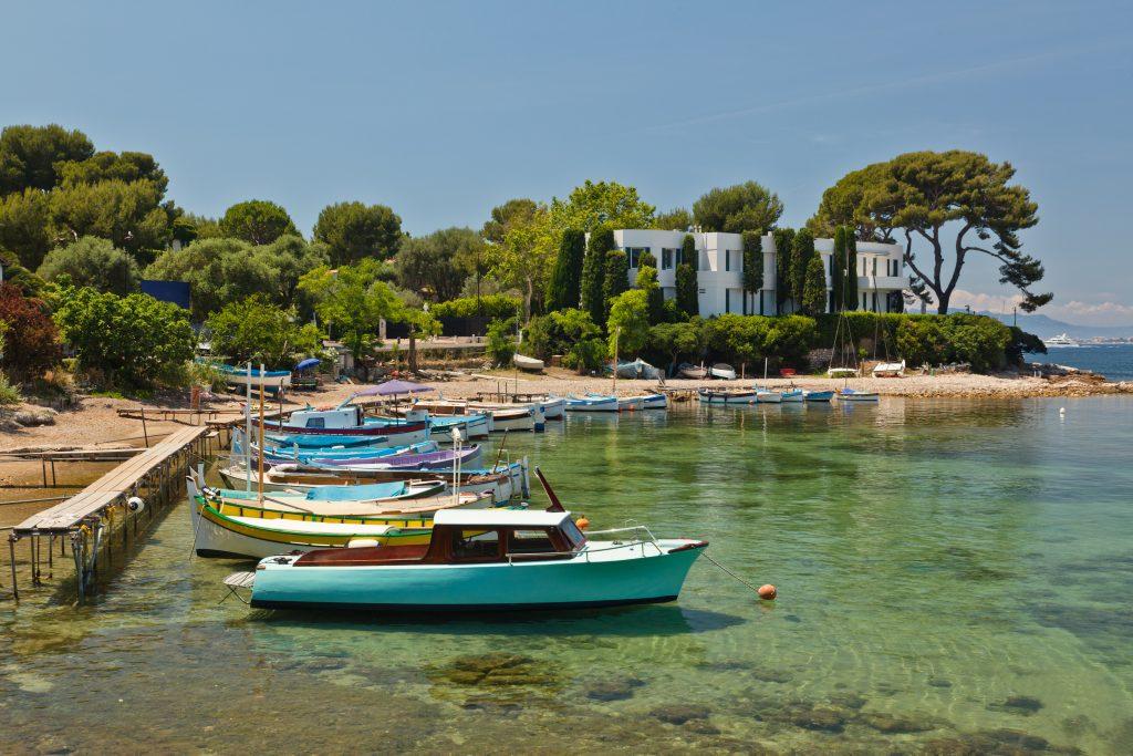 French Riviera - Antibes