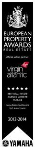 Logo - Best Real Estate Agency Website France - 2013-2014