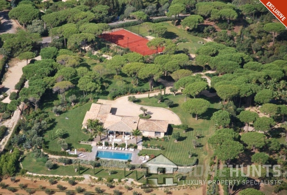 SENSATIONAL ESTATE – SAINT TROPEZ AREA
