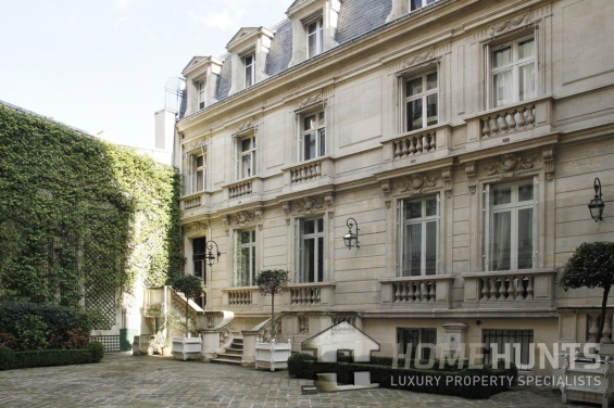 Revealed: the four most coveted prime locations in Paris