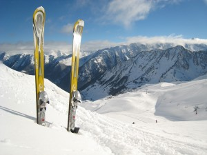 Cauterets skiing