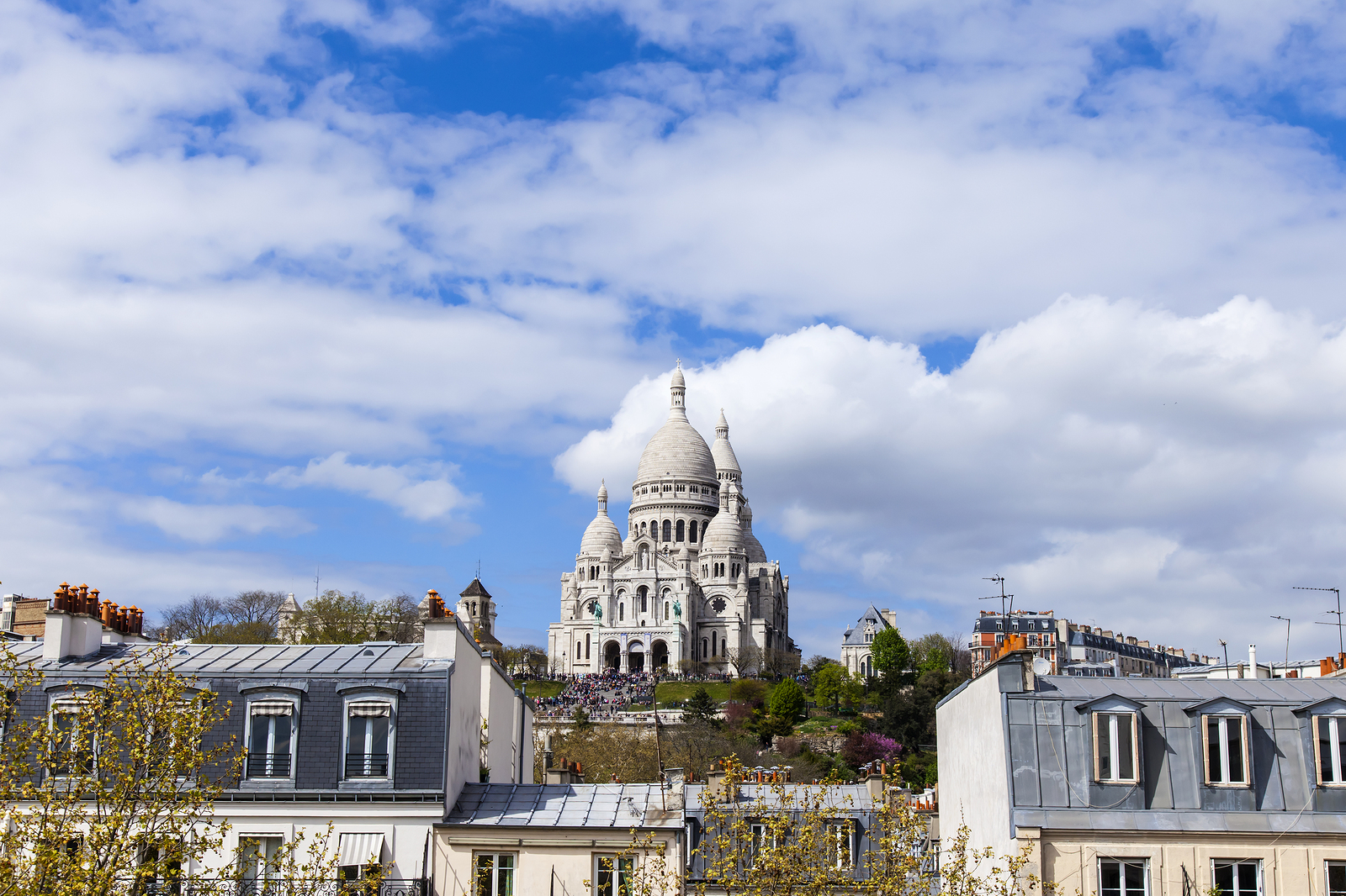 Montmartre – High class village living in the centre of Paris