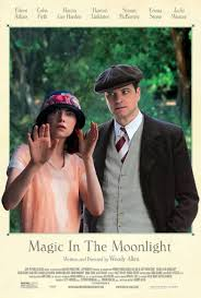 Woody Allen's Magic in the Moonlight shot on the French Riviera