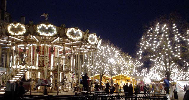It's official – France has the best Christmas market in Europe