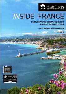 HOME HUNTS INSIDE FRANCE - Cover