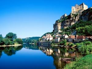 Beynac, Dordogne River, France
