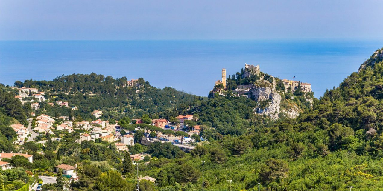 Eze-y living on the French Riviera – Property in Eze