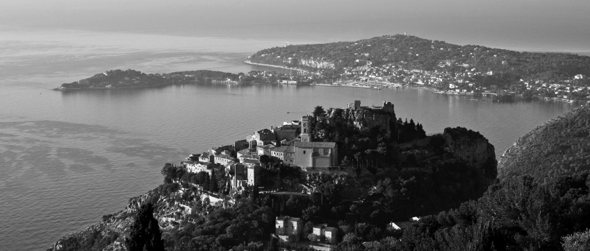 Eze-y living on the French Riviera