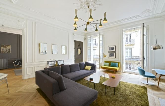 Four of the most luxurious apartments for sale in Paris | Home-Hunts