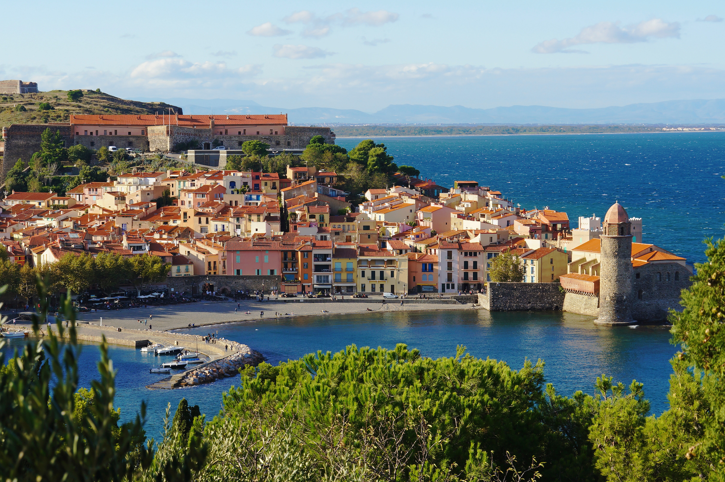 The top four coastal hotspots for Languedoc property