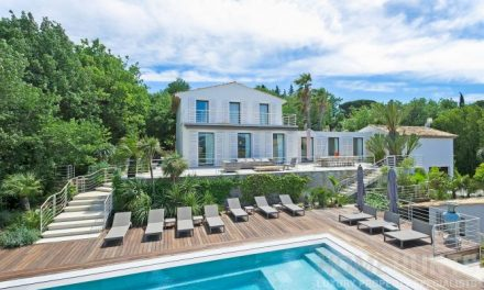 Five investment-savvy properties in Saint Tropez