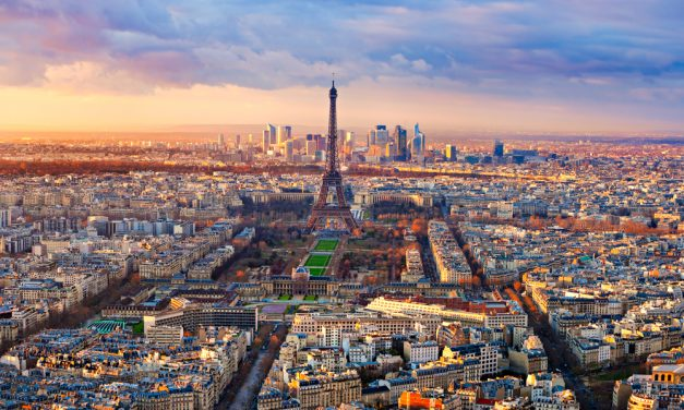 Five of our favourite luxury apartments in Paris