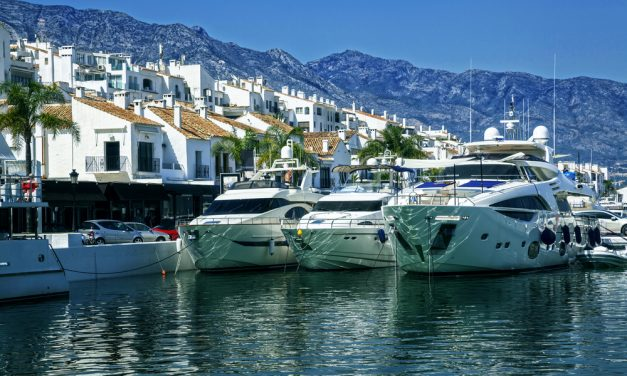 Five stunning seaview properties in Marbella
