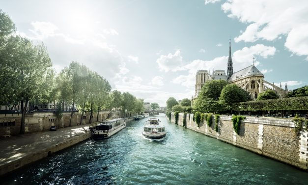 A few of the best architect designed properties in Paris