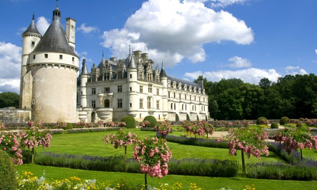 Four income-generating chateaux for sale in France