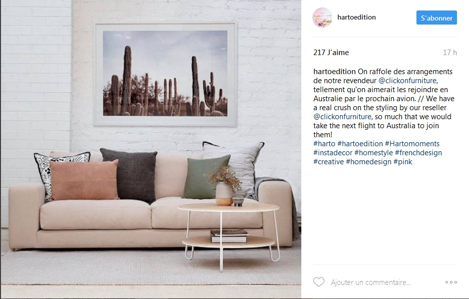 Offering A Great Selection Of Curated Modern Objects For Home And Office Harto Designs Instagram Account Follow At Hartoedition Is Very Cool Place To