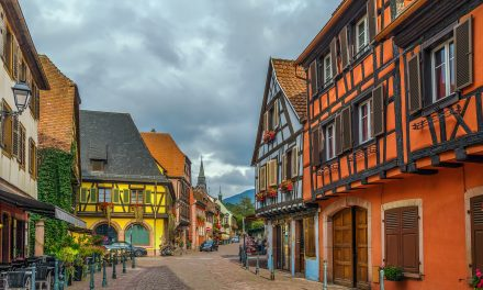 Kaysersberg voted favourite village in France