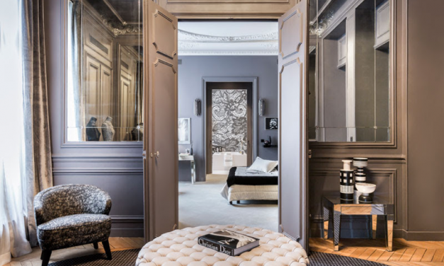 Interior Design Inspirations from beautiful homes in Paris