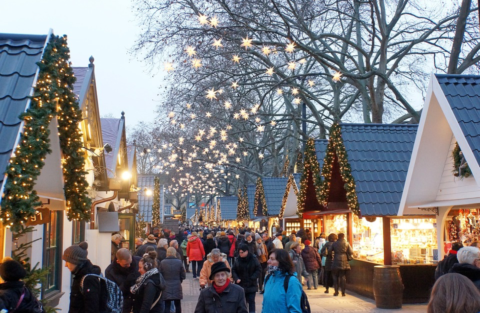 Top Christmas Markets to check out in France