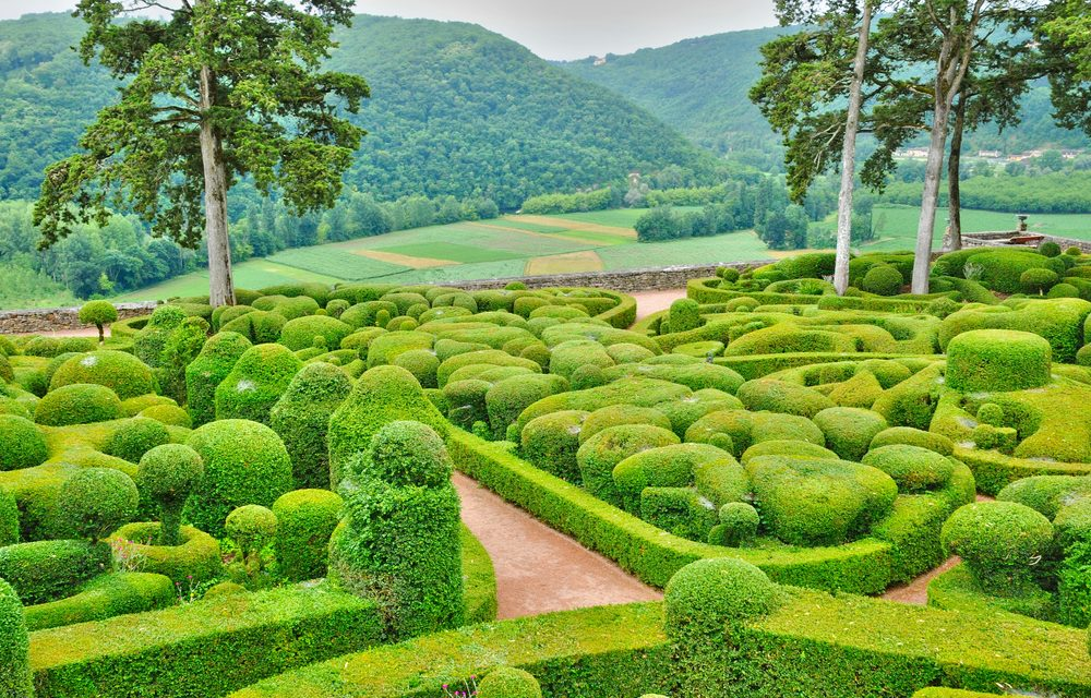 Five properties in the South of France with idyllic gardens