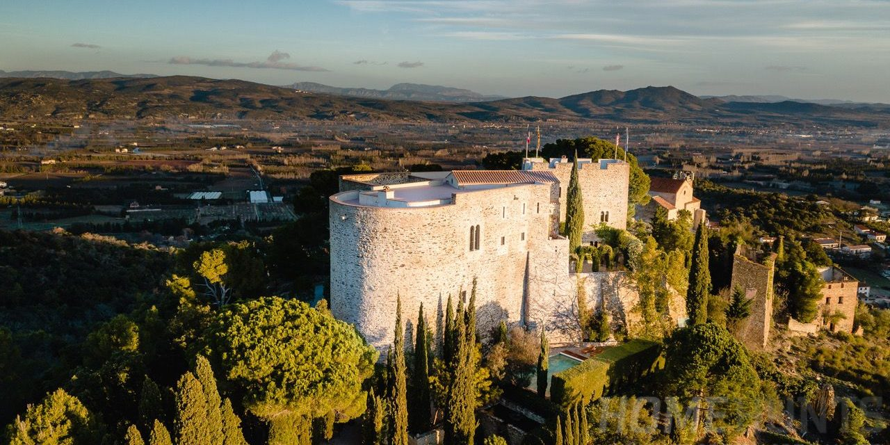 Seven stunning castles for sale in France