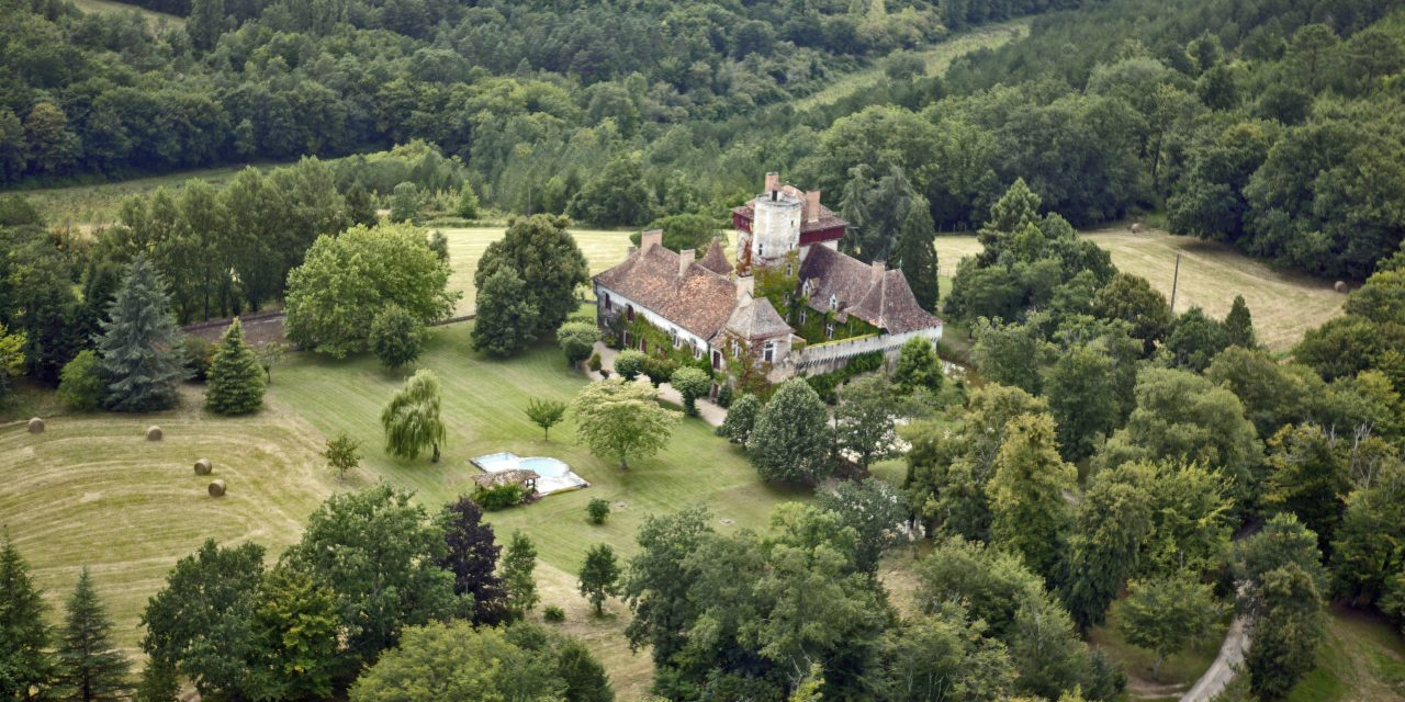 The Brits are back buying French chateaux for renovation