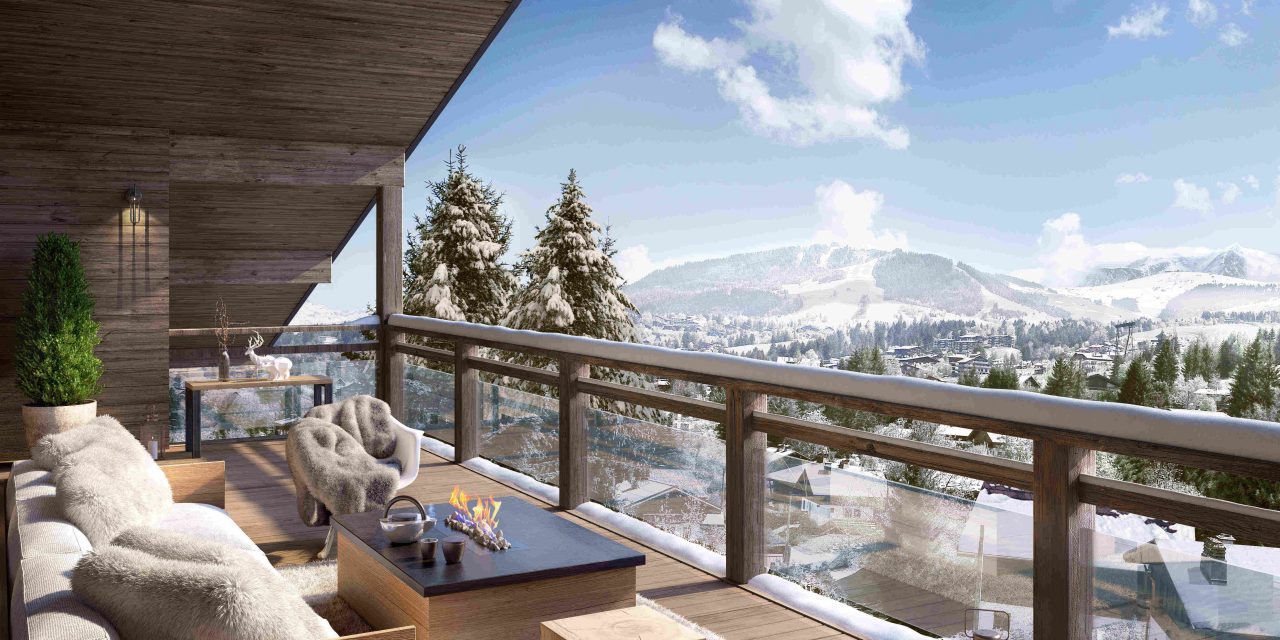 Six stylish chalets for sale in Chamonix and Megève
