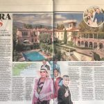 Rivera Rules: Home Hunts features in the Sunday Times