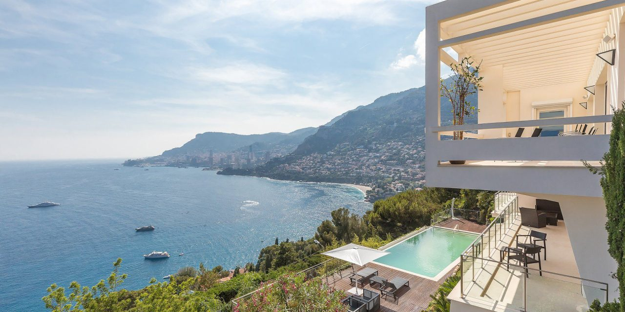 THE FRENCH RIVIERA CAPS IT ALL