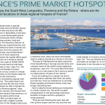 Free report on the luxury property market in France released by Home Hunts
