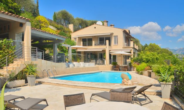 House of fun in a village in the sun – Saint Paul de Vence