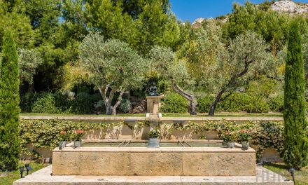 Three unique and luxurious homes for sale in the Alpilles