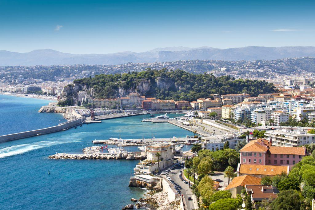 French Riviera property