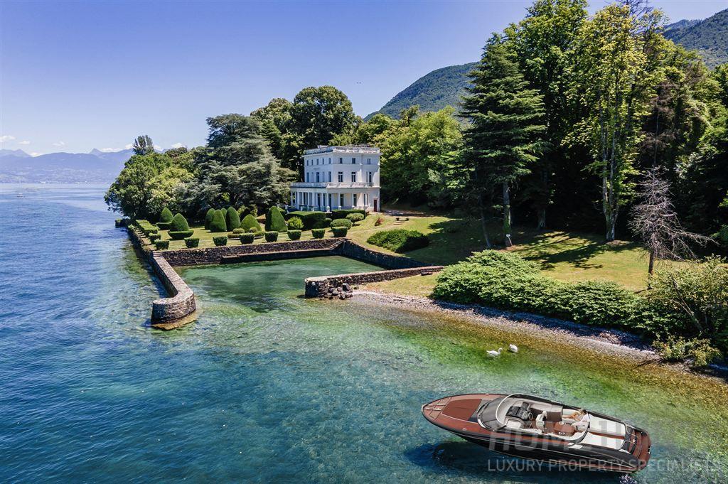 property on lake geneva