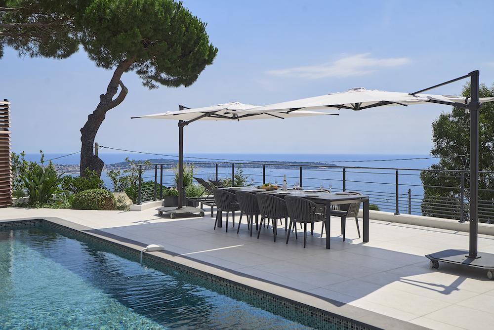 dream villa in cannes