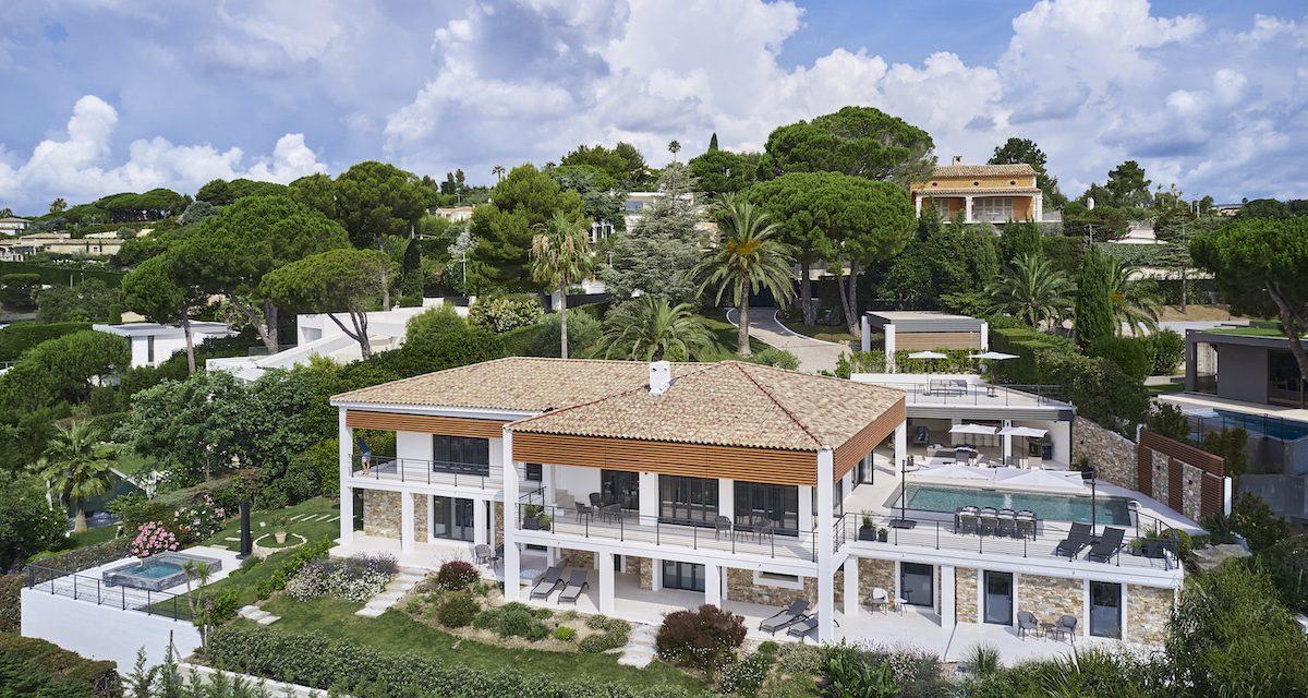 Contemporary living – Dream villa in Cannes