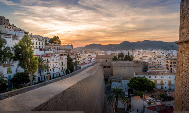 Ibiza Property – The White Isle Turns Green